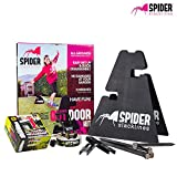 Spider Slacklines Outdoor Kit White 15