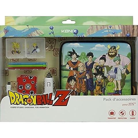Soldes Dragon Ball - Pack d'accessoires Dragon Ball Z pour Nintendo