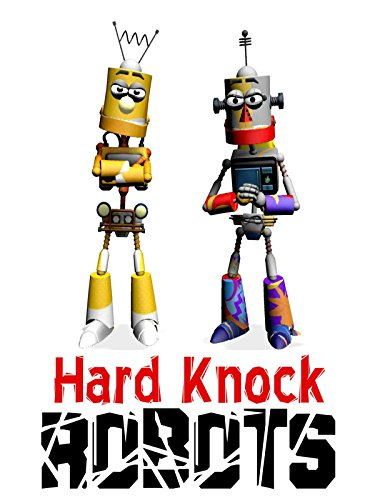 Hard Knock Robots Cover