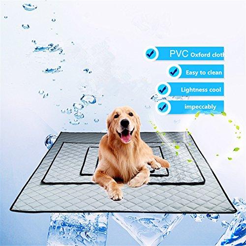 Silence-Shopping Voiture de Chien de Compagnie Facile Anti-Sale antidérapant Pad Conditionnement d'air Pad de Voiture (XL)