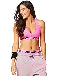 Zumba Fitness Glow Soutien-gorge Fille