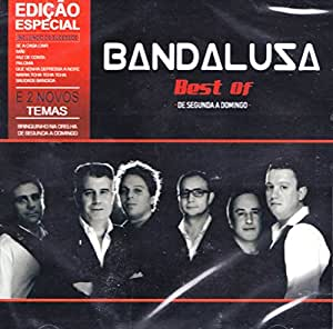 Bandalusa - Best of De Segunda A Domingo [CD] 2015