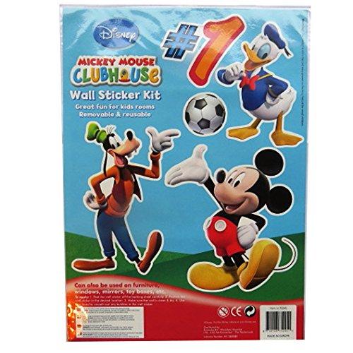 n Aufkleber Pack - Mickey Maus und Freunde - von Disney ()