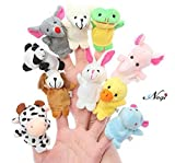 #9: Negi Animal Finger Puppet (Pack of 10)