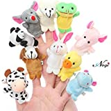 Negi Animal Finger Puppet (Pack of 10)