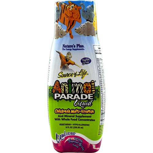 NATURE'S PLUS - Animal Parade LIQUILICIOUS 236 (Tropical Berry Geschmack)