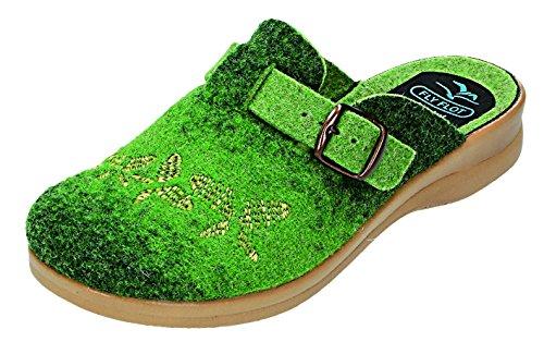 Fly Flot , Chaussons pour femme vert vert Vert