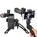 Love Life Handy Kamera Objektiv Kit, 4-12 X Einstellbare Clip-On Universal Zoom Teleskop Kamera Teleobjektiv Für Die Meisten Telefon