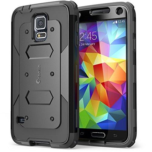 Carcasa para Samsung Galaxy S5 (lanzamiento en 2014), Funda serie i-Bl