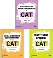 Verbal Ability & Reading Comprehension For Cat| Fourth Edition| By Pearson + Logical Reasoning & Data