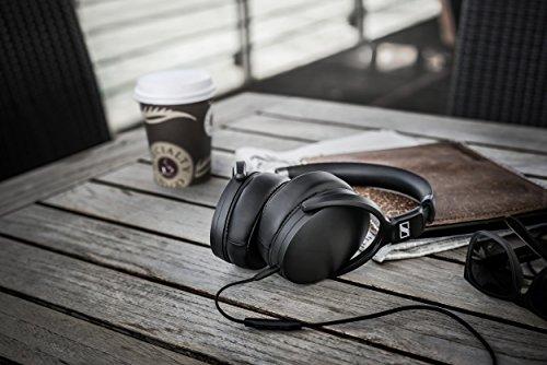 Sennheiser HD 4.30i Headset (geschlossenes, ohrumschließendes, geeignet für Apple iOS) schwarz - 5
