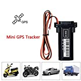 ZHENYAO Mini Impermeabile Builtin Batteria gsm GPS Tracker per Auto Moto Vehicle Tracking Device con App