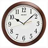 Seiko Wall Clock (28.2 cm x 28.2 cm x 4 ...