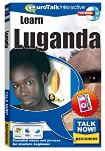 Talk Now Learn Luganda: Essential Words and Phrases for Absolute Beginners (PC/Mac)