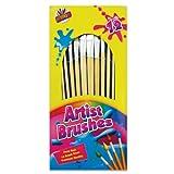 Artbox Künstler Natürlich Borstenpinsel