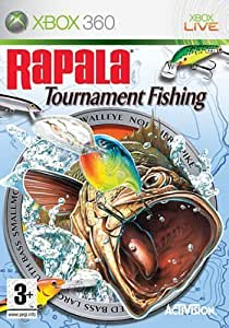 Rapala: Tournament Fishing (Xbox 360) [import anglais]