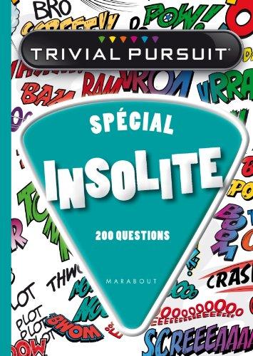 Mini Trivial Pursuit spécial insolite