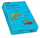 Papyrus 88042739 Druckerpapier Rainbow 80 g/m², A4 500 Blatt blau