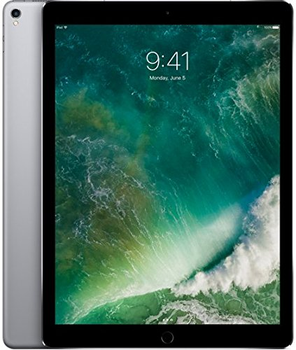 Apple iPad Pro MQED2HN/A Tablet (64GB, 12.9 Inches, WI-FI) Space Grey, 4GB RAM Price in India
