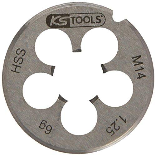 KS Tools 332.1015 HSS Schneideisen MF, M14x1,25