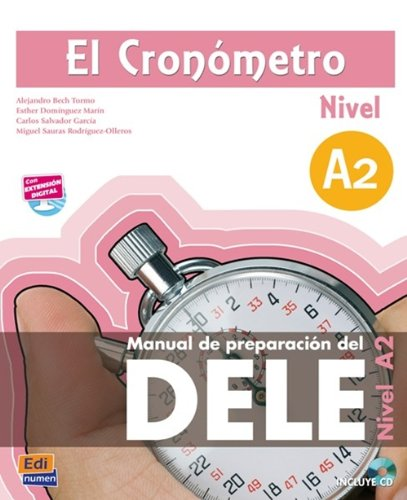 El Cronometro, Manual de Preparation del Dele, Nivel A2 (El Cronómetro)