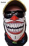 Salt Armour 'Original SA Company dagli USA Clown Maschera Foulard sciarpa tubo panno protezione dal freddo Maschera Halloween motociclo sci snowboard Caccia e Pesca del motociclo bici Paint Ball