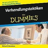Verhandlungstaktiken für Dummies Hörbuch