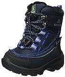 Kamik Unisex-Kinder Valdis Hohe Sneaker, Blau (Navy-Marine), 33 EU