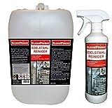 Limpiador de Acero Inoxidable 2.500ML (2,5 Litros) Producto Limpieza Campana...