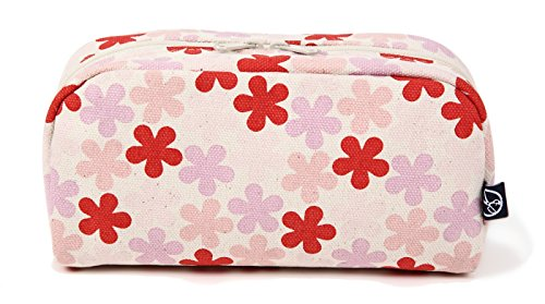 Pochette portatutto giapponese Borsetta Pouch Goshiki Hanpu Do «Kyoto Japan» (pois / ècru) fiorame / rosa Compras Para La Venta Salida Más Barata Descuento Realmente Barato En Línea Venta De La Mejor Venta MARusmDz