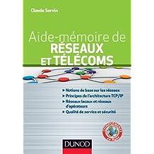 Aide-mémoire de réseaux et télécoms (Sciences et Techniques)