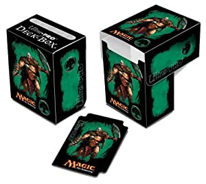 Ultra Pro DECKBOX MTG Mana 4 Planeswalkers Garruk C60 Card Game
