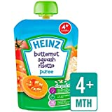 Heinz Courge Butternut Risotto 100G - Paquet de 4