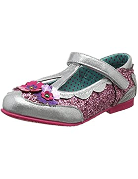 Irregular Choice 4395-4, Scarpe Mary Jane Bambina