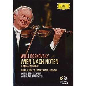 Willi Boskovsky: Wien Nach Noten [DVD] [2007]