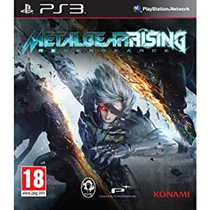 Metal Gear Rising: Revengeance Limited Edition*