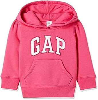 GAP Girls' Cotton Sweatshirt (85151298100_Shot of Love_2-3 Years)