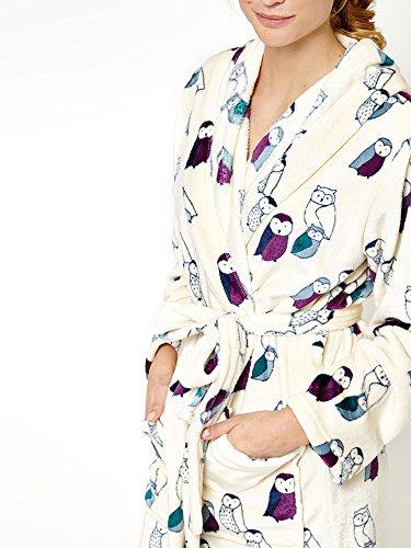 Ness - Robe de chambre - Femme Crème