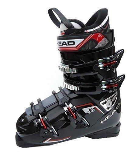 Herren Skischuhe Skistiefel Head XP black Schnallen 4 MP 28,5 etwa Gr 44,52014/15
