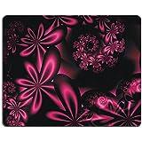 liili Mouse Pad de goma natural mousepad imagen ID: 10671314Todavía vida imagen de flores secas en jarrón rústico envejecido madera telón de fondo