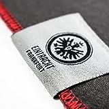 Unbekannt Eintracht Frankfurt Schal/Scarf VIP Interlock - plus gratis Lesezeichen I love Frankfurt