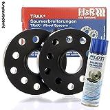 H&R DR Spurplatten Spurvereiterung Distanzscheibe Ø72,5 5x120 24mm // 2x12mm