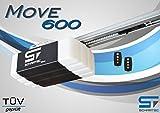 Schartec Move 600 Garagentorantrieb Serie 2 Set inkl. 2 Handsender und Schiene - elektrischer Torantrieb ehemals Force FS