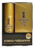 Paco Rabanne 1One Million Geschenk-Set für Herren 100ml Eau de Toilette + 150ml Deo