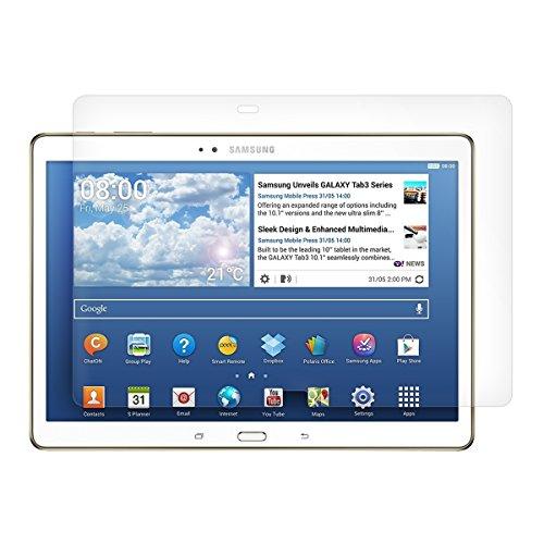 kwmobile Samsung Galaxy Tab S 10.5 T800 / T805 Folie - Full Screen Tablet Schutzfolie für Samsung Galaxy Tab S 10.5 T800 / T805 klar