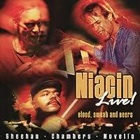 Niacin Live! Blood Sweat and Beers
