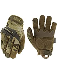 Mechanix Wear - M-Pact Multicam Guanti, Multicolore, Large