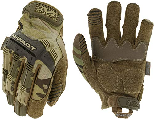 Mechanix Wear Handschuhe, MultiCam M-Pact, MPT-78-010), L