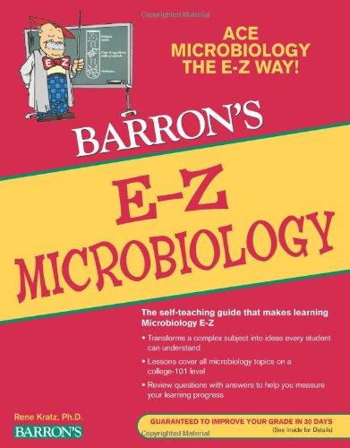 E-Z Microbiology (Barron's E-Z)