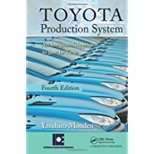 Toyota Production System: An Integrated Approach to Just-In-Time, 4th Edition.